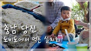 #48 캠핑,장고항,당진시수산물유통센터,실치회,간장게장…