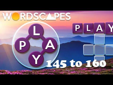 Download Wordscapes Level 145 JPG