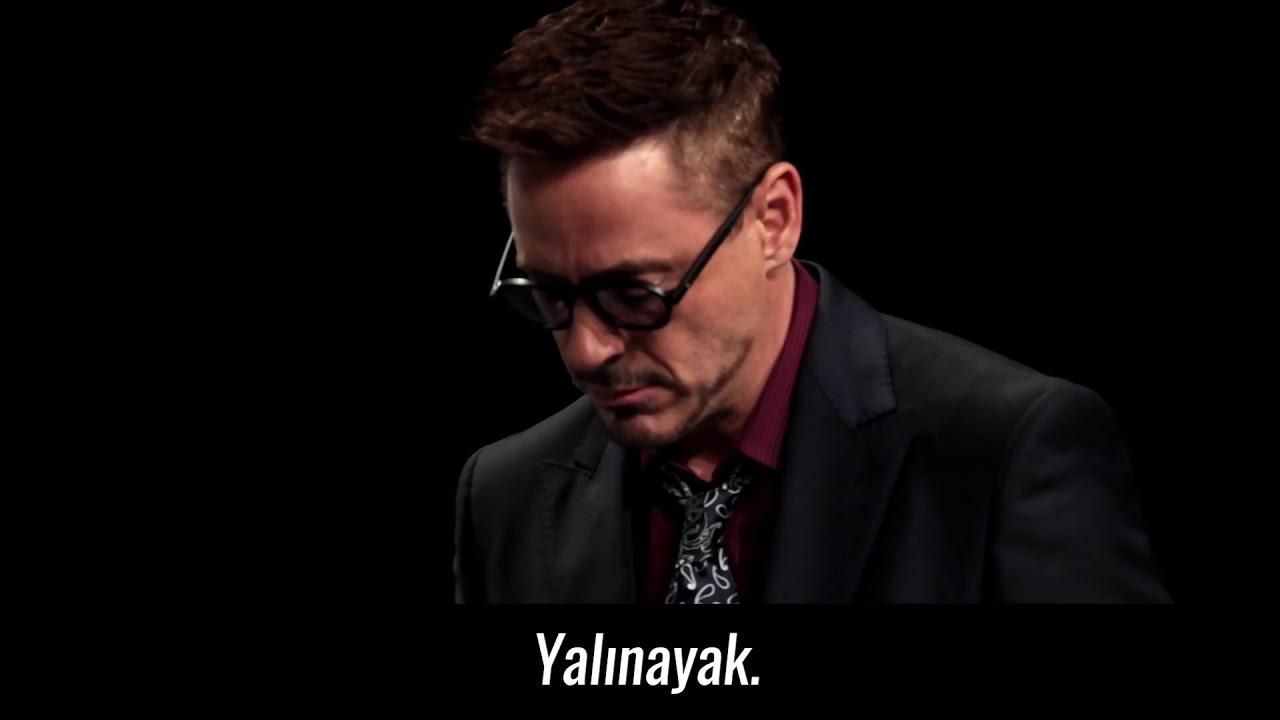 Robert Downey Jr'ın ilham veren hayatı
