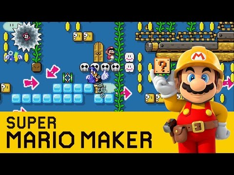 Super Mario Maker - I Got Silly