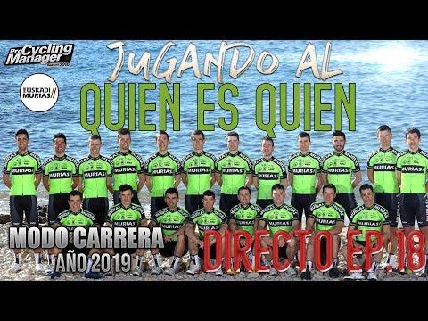 EP.18 RENOVARSE O SUFRIR | Euskadi Murias | PCM 2018 Carrera Profesional