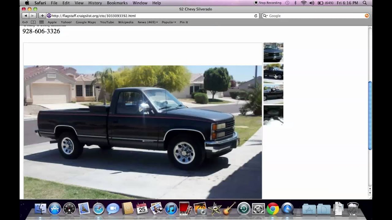 Craigslist Sedona Arizona - Used Cars and Ford F150 Pickup Trucks ...