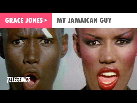 Grace Jones - My Jamaican Guy (Official Music Video) - YouTube