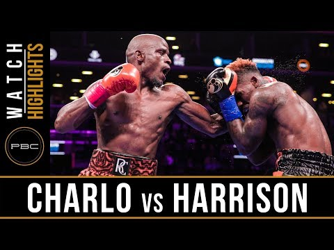 Charlo vs Harrison HIGHLIGHTS: December 22, 2018 — PBC on FOX