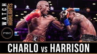Charlo vs Harrison HIGHLIGHTS: December 22, 2018 — PBC on FOX
