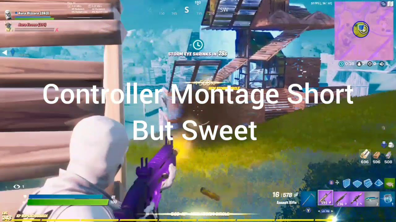 Controller Montage idk I'm alot better than this just hybrid lol