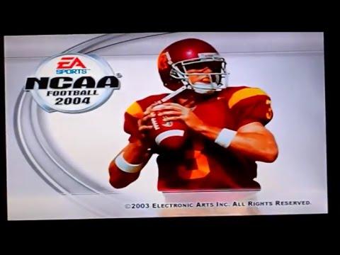 NCAA Football 2004 - YouTube