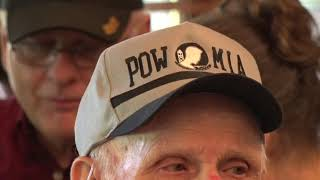 Local, former POW's honored during ceremony