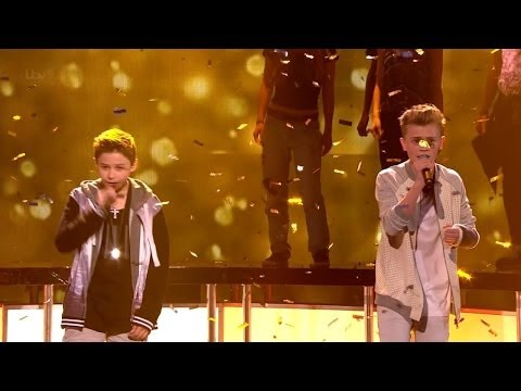 Britain's Got Talent Season 8 Finals Bars & Melody Rap Duo
