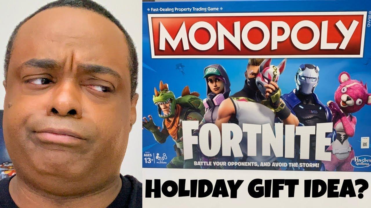 Um Fortnite Monopoly Youtube