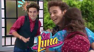 SoyLuna - LUZ CAMARA UPS / Escenas Nunca Vistas. / Detras de Camaras.