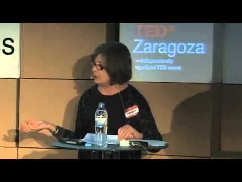 Smile or die: Barbara Ehrenreich at TEDxZaragoza