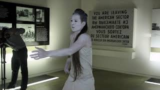 Shanna Lim Newsuem Art Soiree 2017 Berlin Wall Remains