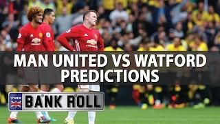 Man United Vs Watford | Soccer Picks & Predictions | Sat 11th Feb