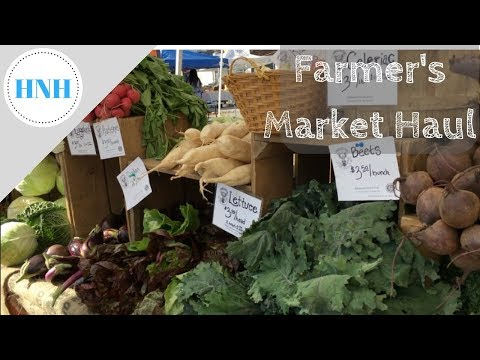 Weekend Vlog: Farmer's Market and Behind The Scenes at the Opera