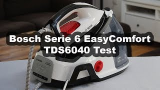 bosch Serie 6 EasyComfort TDS6040 Test