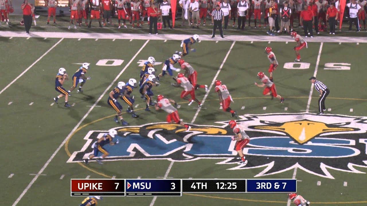 Football Highlights vs. UPike - YouTube