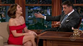 Top Awkward Craig Ferguson Moments w/Hot Ladies on Late Late show