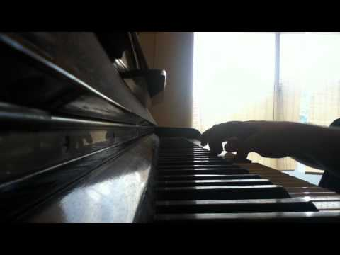 Andy Kaufman - This Friendly, Friendly World (Piano Cover)