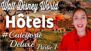 Walt Disney World HOTEL DELUXE Partie 1 ♥ Preparation voyage WDW 2019 ! ♥