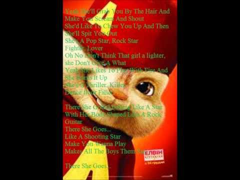 Alvin (Taio Cruz) ft. Simon (Pitbull) - There She Goes