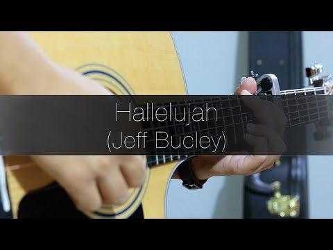 Jeff Buckley Hallelujah - Rodrigo Yukio Fingerstyle Guitar CoverWith TABS