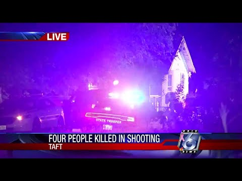 Four dead after shooting at toddler's birthday party