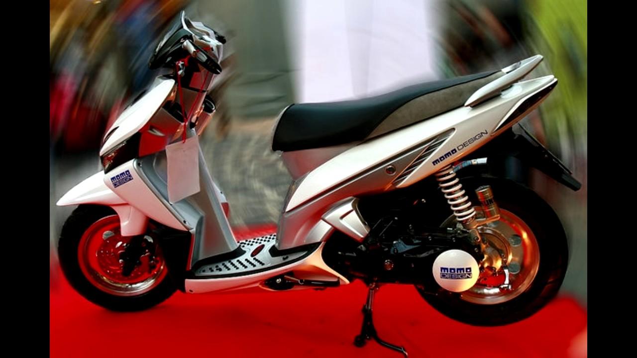 HOT Modifikasi Motor Honda Vario 125 150 YouTube