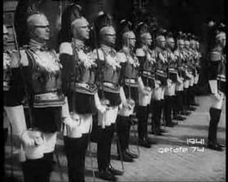 Entierro de Alfonso XIII. Roma 1941