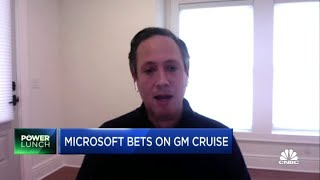 GM analyst on the Microsoft in…