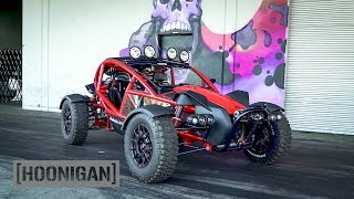 [HOONIGAN] DT 169: Ariel Nomad vs The Scumbags