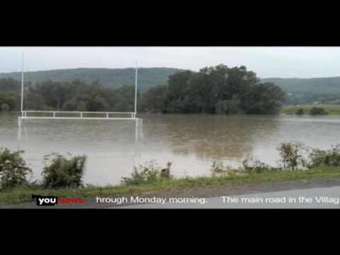 Record Flooding, Western New York State