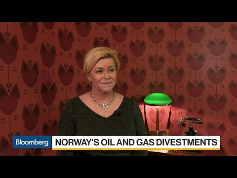 Norway's Oil and Gas Divestment Will Be Slow Process: Finance Minister