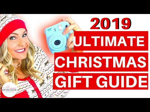 Best Christmas Gifts For 2019 | Moms On The Clock