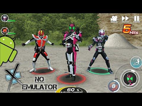 Kamen Rider City Wars Android - Yang Mau Nostalgia Wajib Download Nih Game Yang Satu Ini
