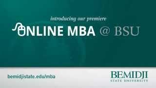 Bemidji State University's Online MBA - Designed For Your Success Thumbnail