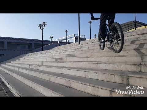Biketrial baia do Seixal Portugal