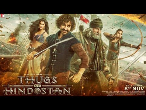 How To Download Thugs Of Hindustan Full Movie😱
