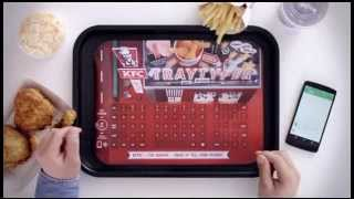 GERMANY - KFC Tray Typer keyboard is finger clickin' good