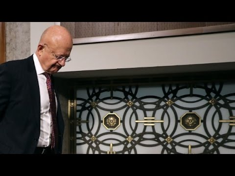 Clapper: Comey uneasy about dinner with Trump
