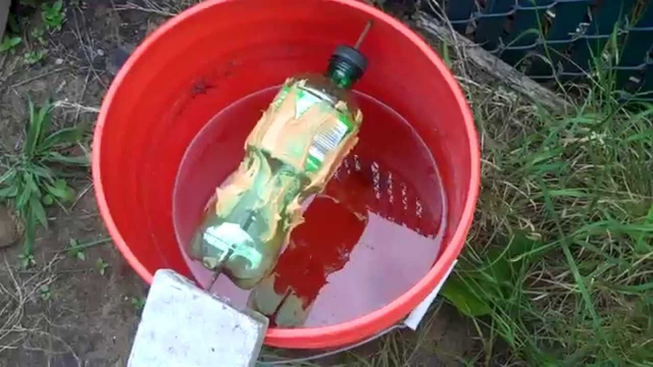 How To Build A Cheap Rat Amp Mouse Bucket Trap