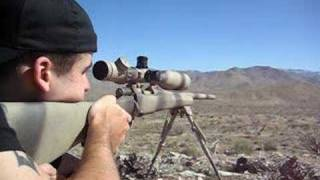 Howa M1500 tactical 800 Yards 3 shots