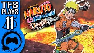 NARUTO DRAGON BLADE CHRONICLES Part 11 - TFS Plays - TFS Gaming
