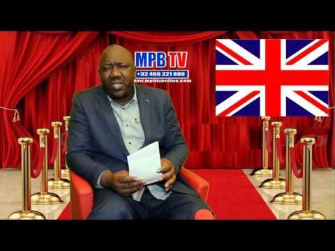 MPBTV: Une compatriote de Londres:Ngbanda-Justine Kasa-Vubu doivent soutenir le combat de Tshisekedi