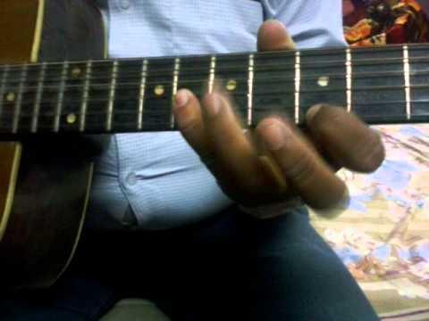 Kitni Hasrat H Humein Guitar Leading By Amir Paash