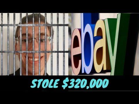 Ebay Buyer Steals $320,000. SPOILER*** (He's in Jail) - 동영상