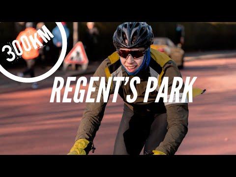 Cycled 300KM Around Regents Park l BIKINGMAN Ultra Cycling Training