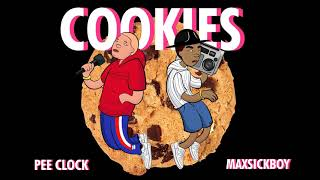Maxsickboy - Cookies ft. PEE CLOCK (Prod.BB)