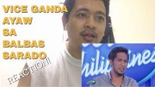 Ibrahim Onggo - One In A Million You | Idol Philippines | WALANG KWENTANG REACTION