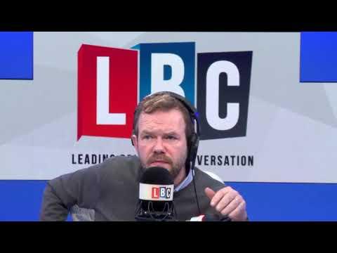 James O'Brien's Brexit Caller Ends Up Arguing Against Holidays